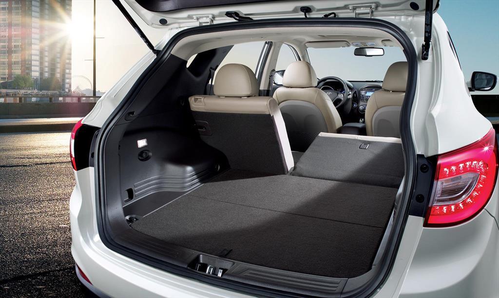 Hyundai Tucson Gl 4x2 2 0 2014