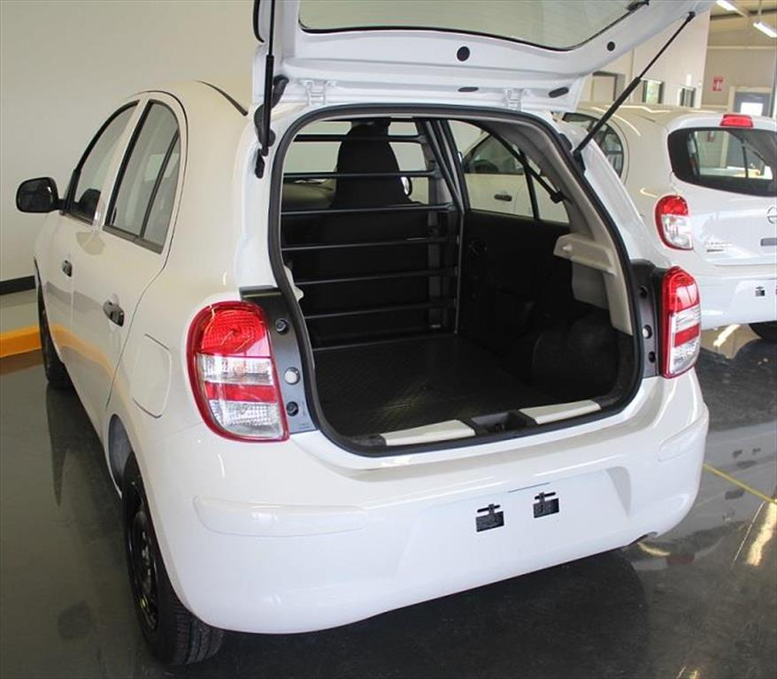 Nissan March Active Cargo ABS (2016)
