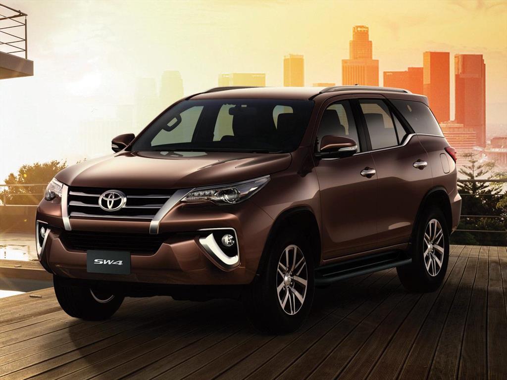 Toyota Santa Cruz >> Autos Nuevos - Toyota - Precios SW4