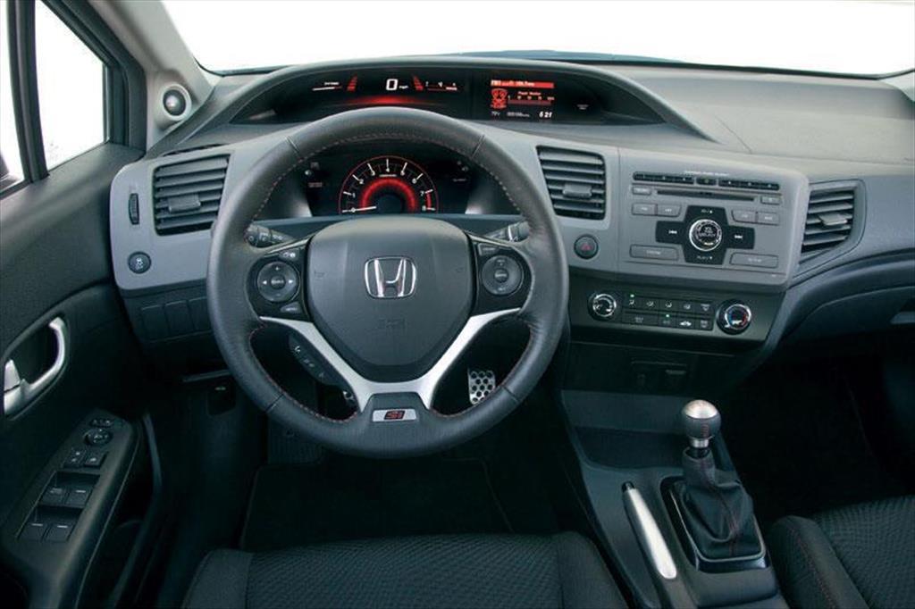 Honda Civic Si 2016
