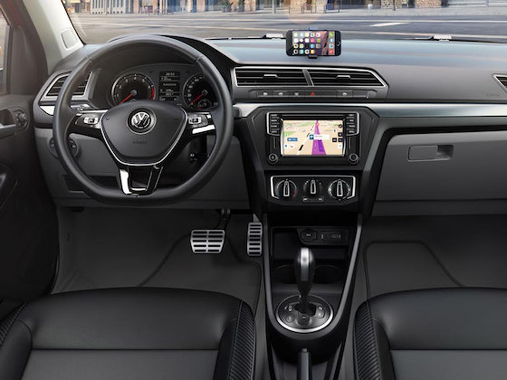 Volkswagen gol nuevos precios del cat logo y cotizaciones for Interior gol trend 2018