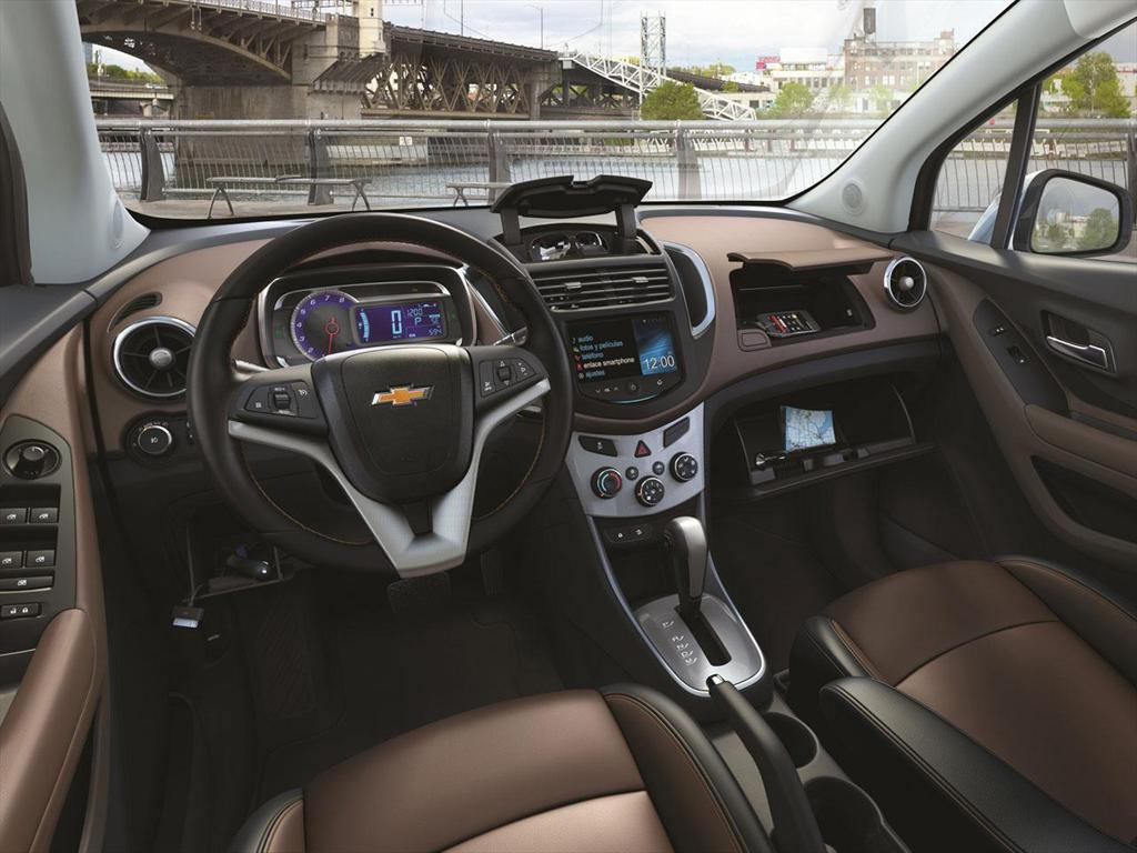 Chevrolet Trax LTZ Turbo (2014)