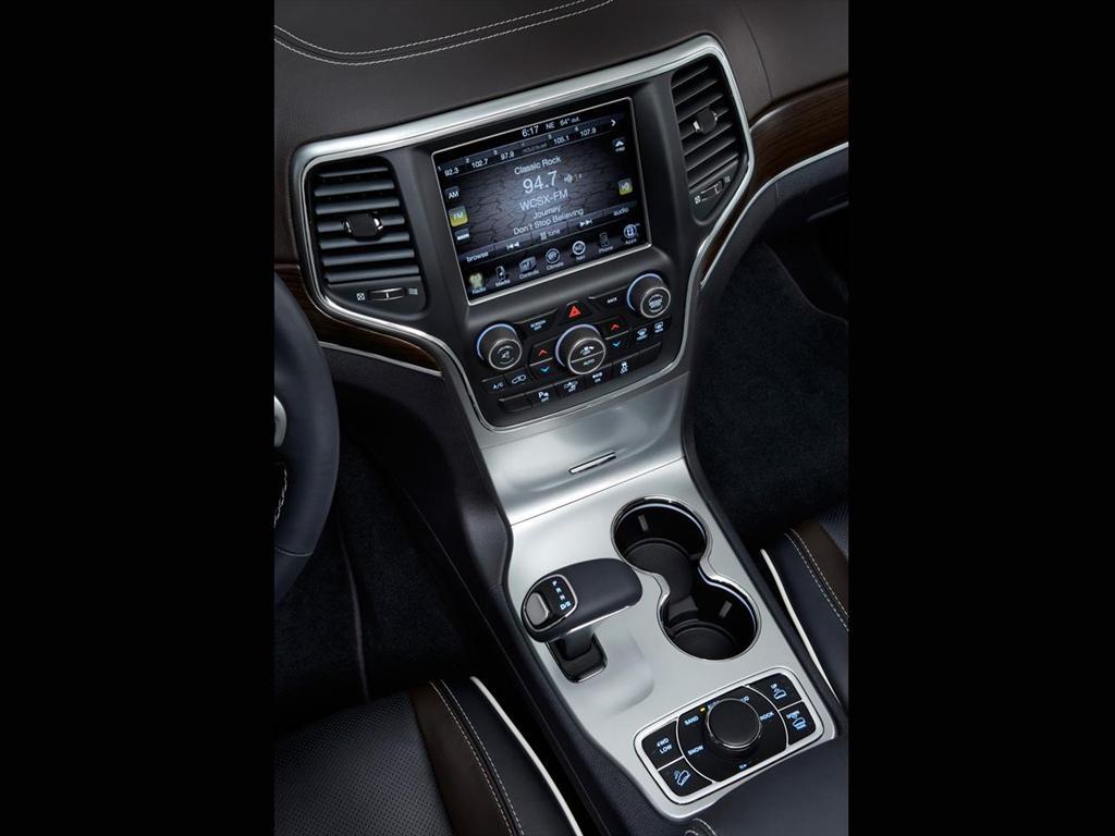 jeep grand cherokee limited lujo 5 7l 4x4 2017. Black Bedroom Furniture Sets. Home Design Ideas