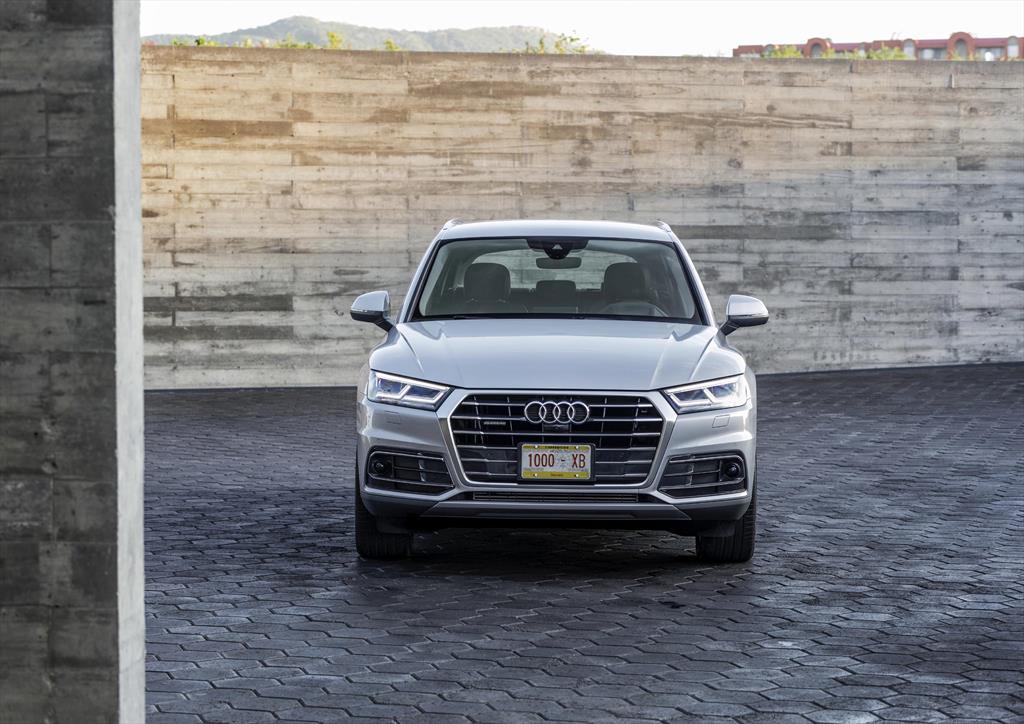 Audi Q5 2 0l T Elite 2018
