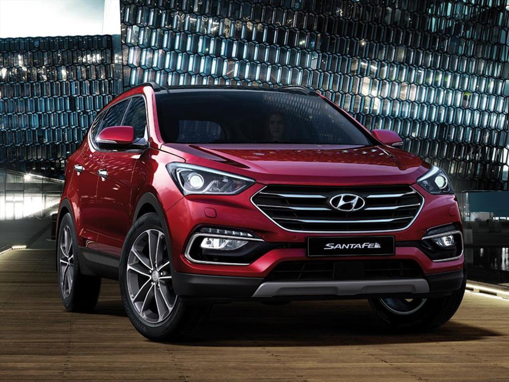 Autos Nuevos Hyundai Precios Santa Fe