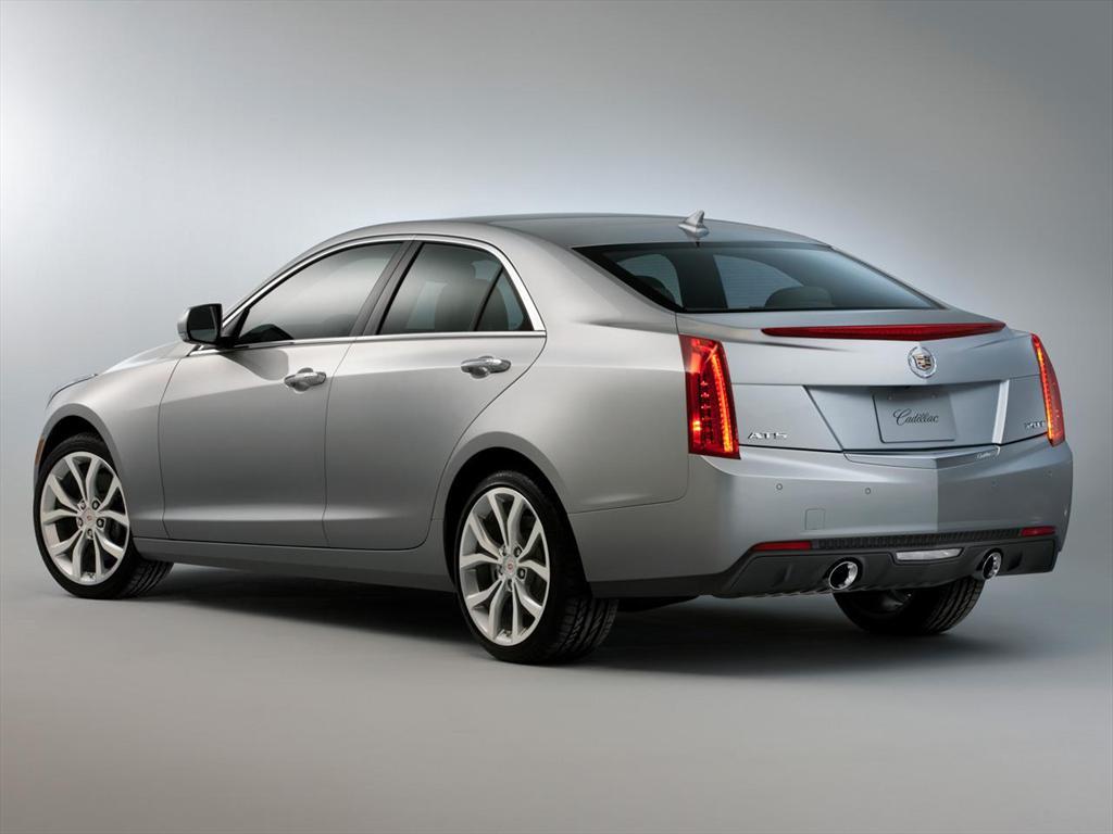 Cadillac Ats Premium 2018