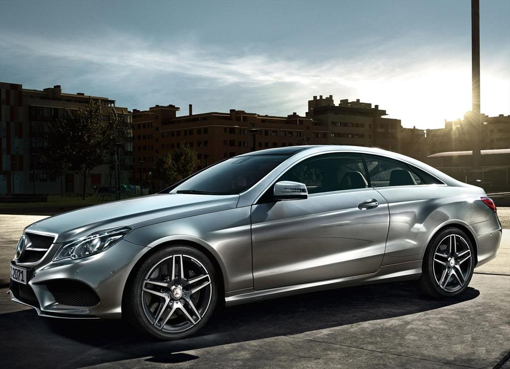 Mercedes benz clase e 250 aut coup 2014 for Mercedes benz e 250