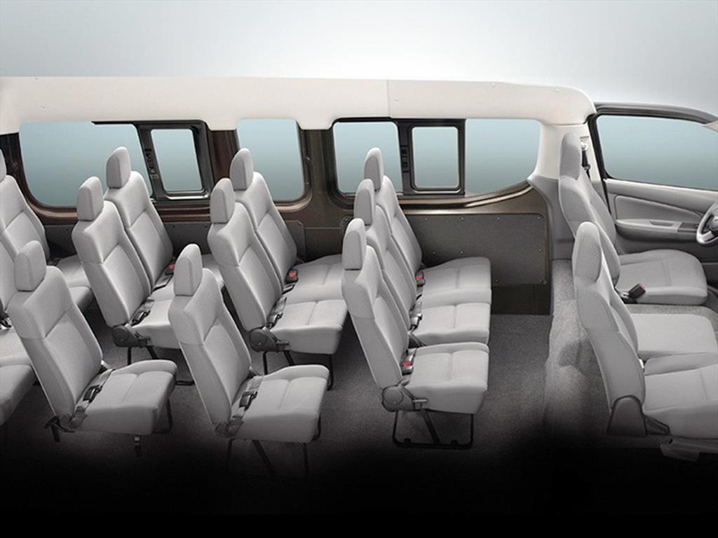 Nissan NV350 nuevos, precios del catálogo y cotizaciones.