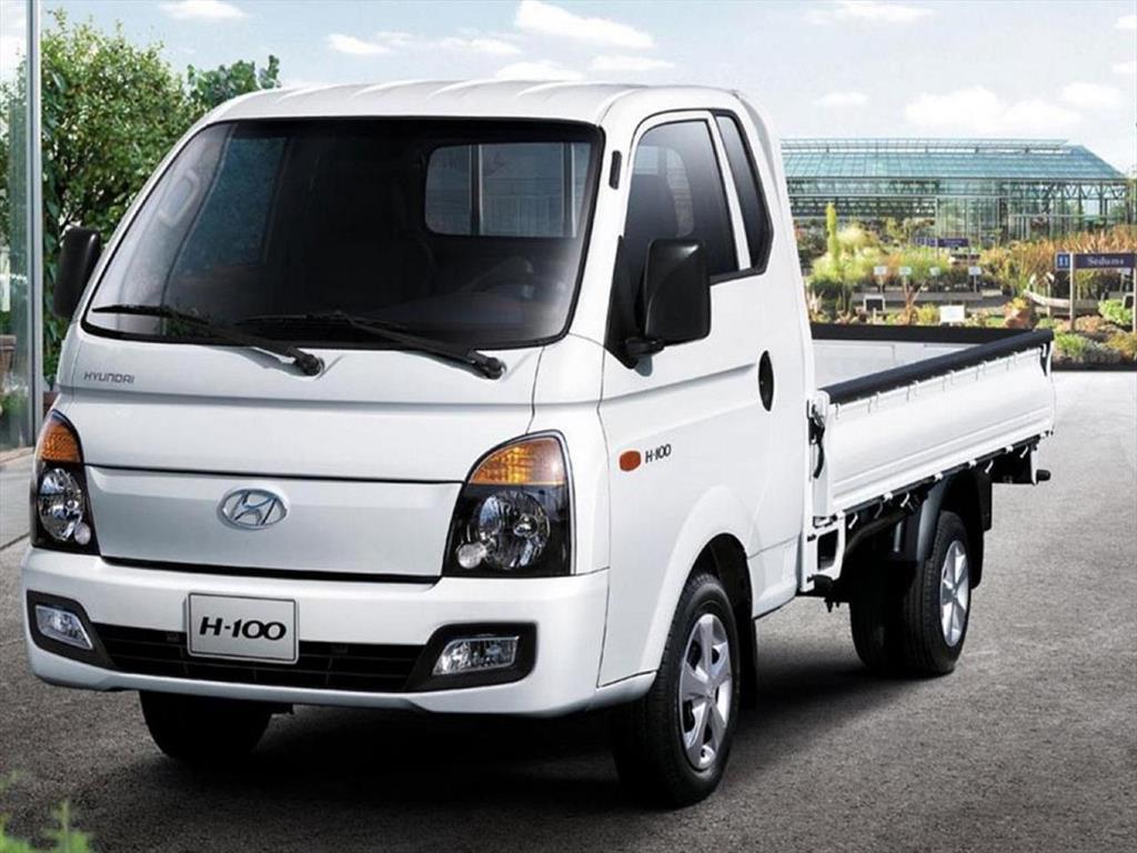 Hyundai Porter 2 5 Pick Up Dc 2016