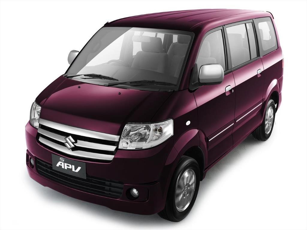Suzuki Apv Minivan 1 6 Gl 2017