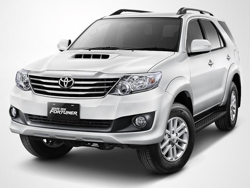 toyota fortuner nuevos precios del cat logo y cotizaciones. Black Bedroom Furniture Sets. Home Design Ideas