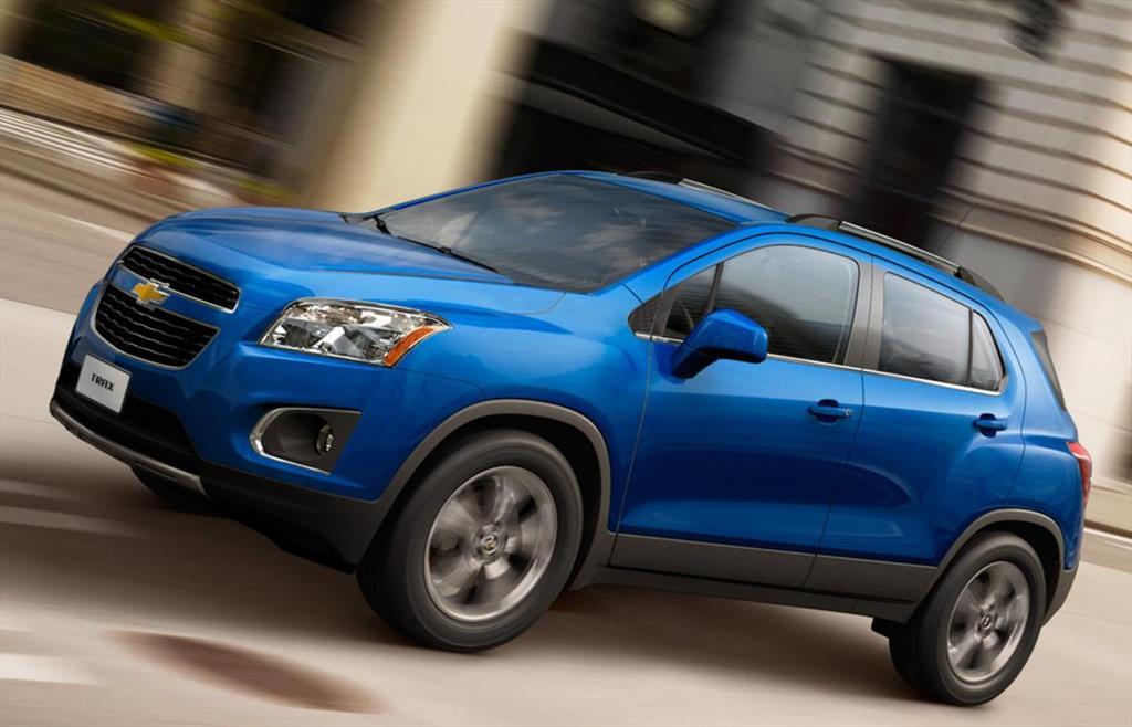 Chevrolet Tracker disponibles en el mercado. Solicite cotización a