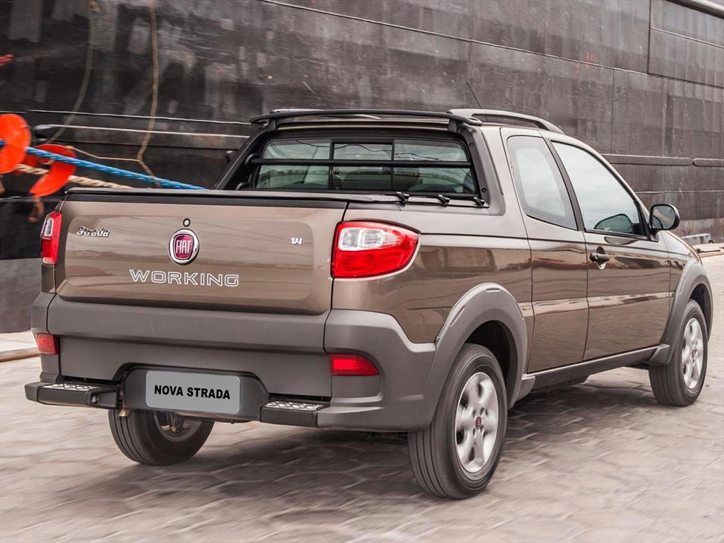 Oferta compra auto fiat strada working 1 4 cabina doble nuevo precio - Fiat strada doble cabina ...