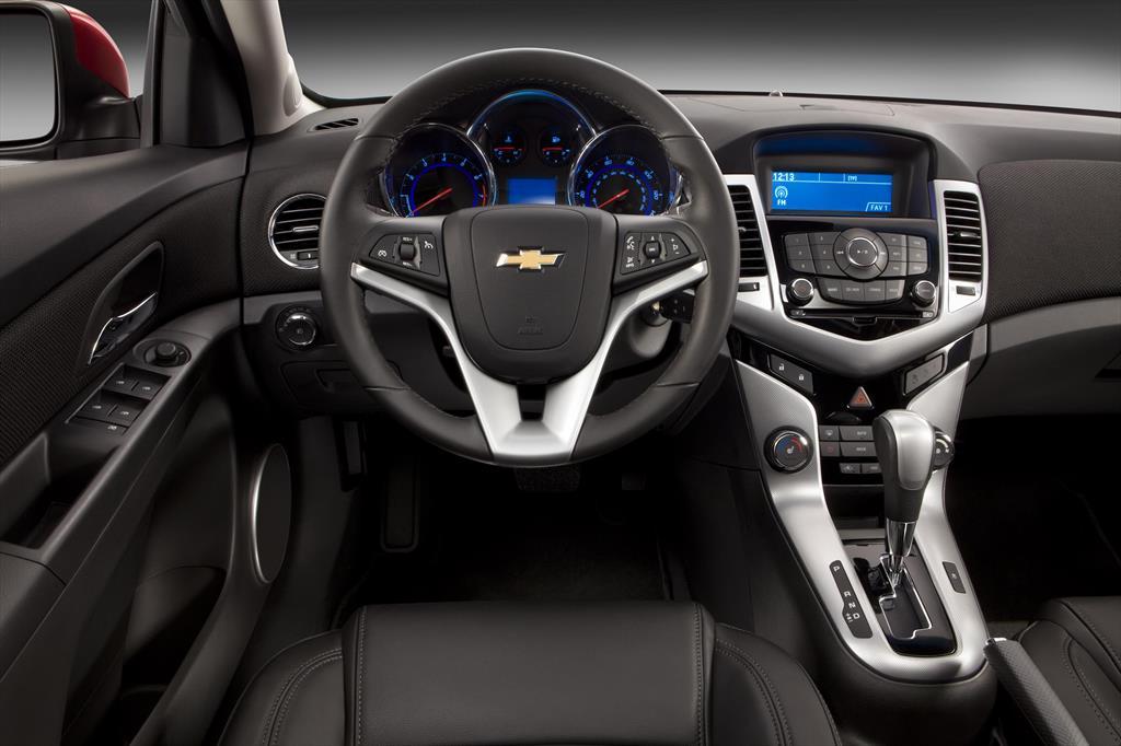 Chevrolet Cruze Ltz Turbo Aut 2014