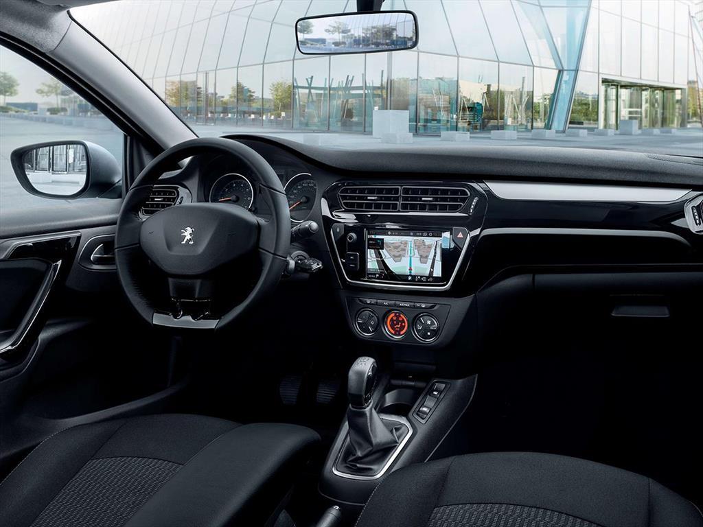 Peugeot 301 Fotos >> Peugeot 301 Allure 1.6 HDi (2018)