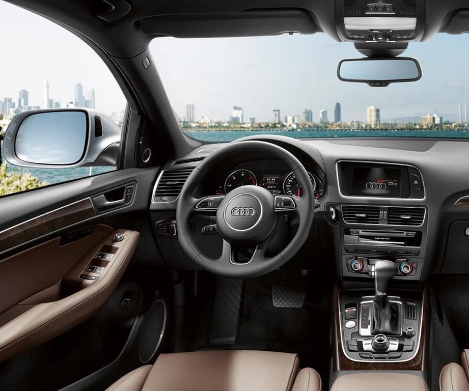 Audi Q5 2.0 T FSI Quattro (2014