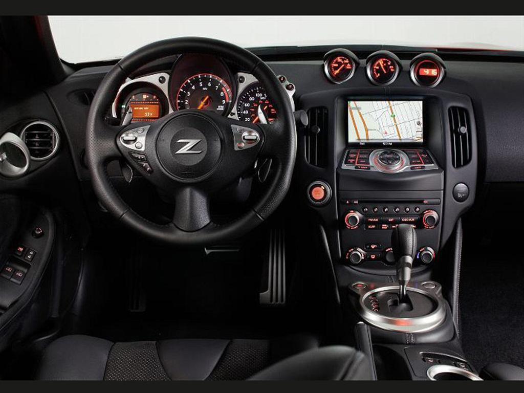 Autos - Nissan - Información 370Z