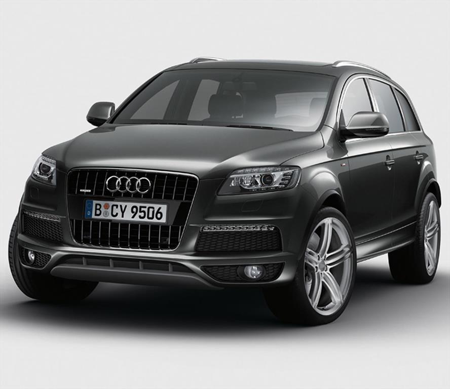 Audi Q7 3.0L TDI Tiptronic Quattro (2015