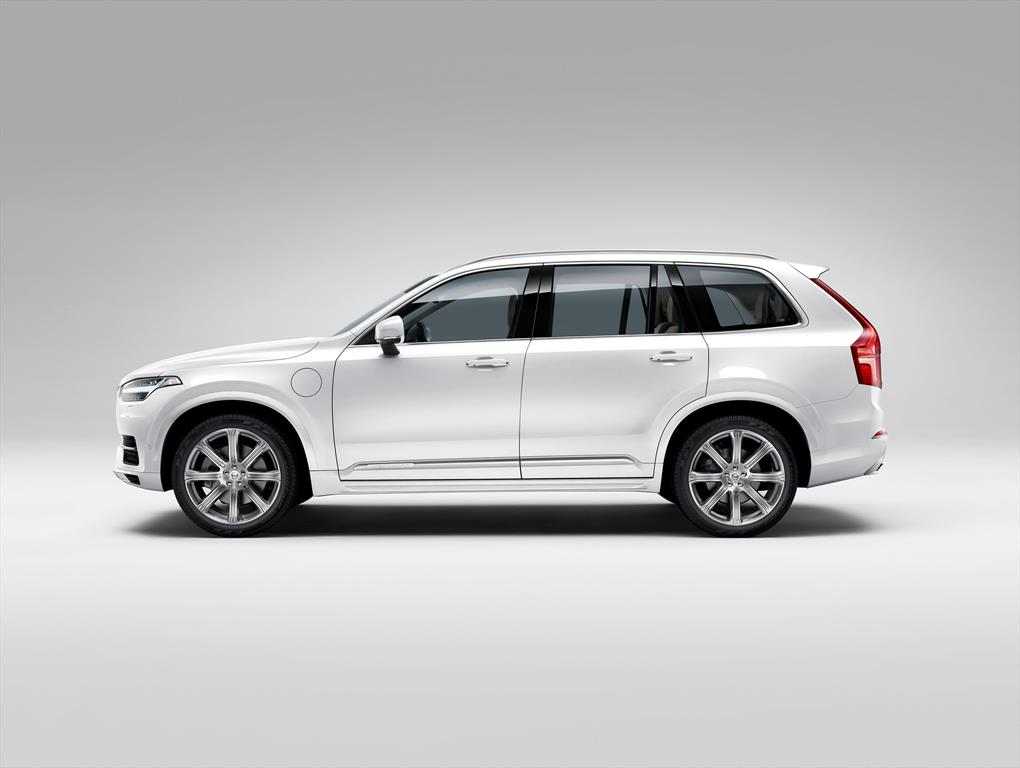 volvo xc90 t6 momentum awd 5 pas 2017. Black Bedroom Furniture Sets. Home Design Ideas