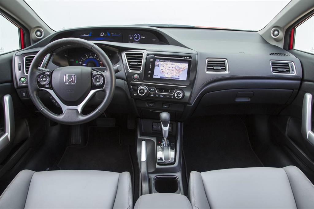 Honda Civic Coupé EX 1.8L (2015)