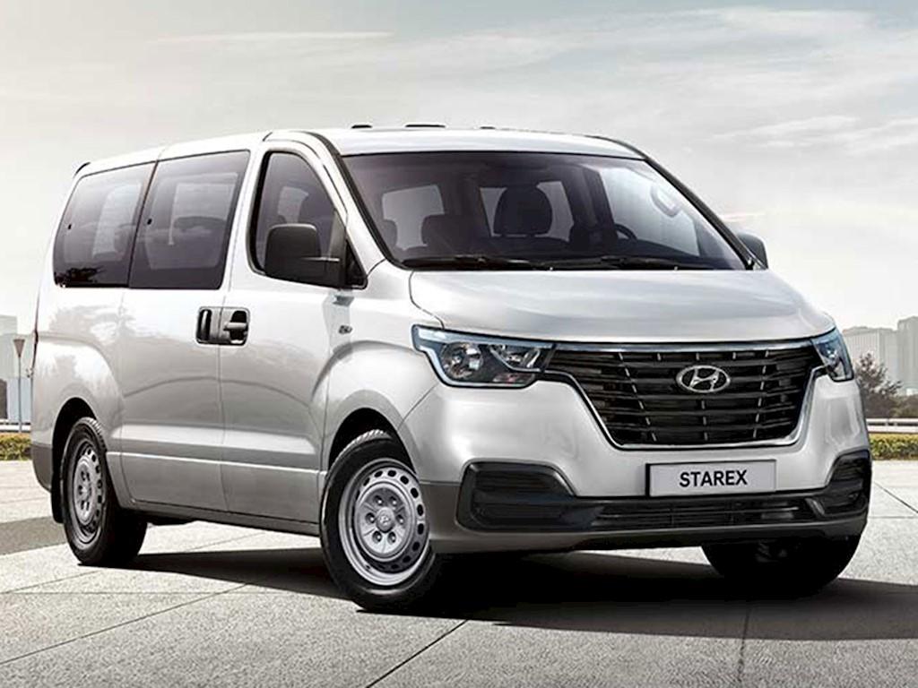 2020 Hyundai Starex Ratings