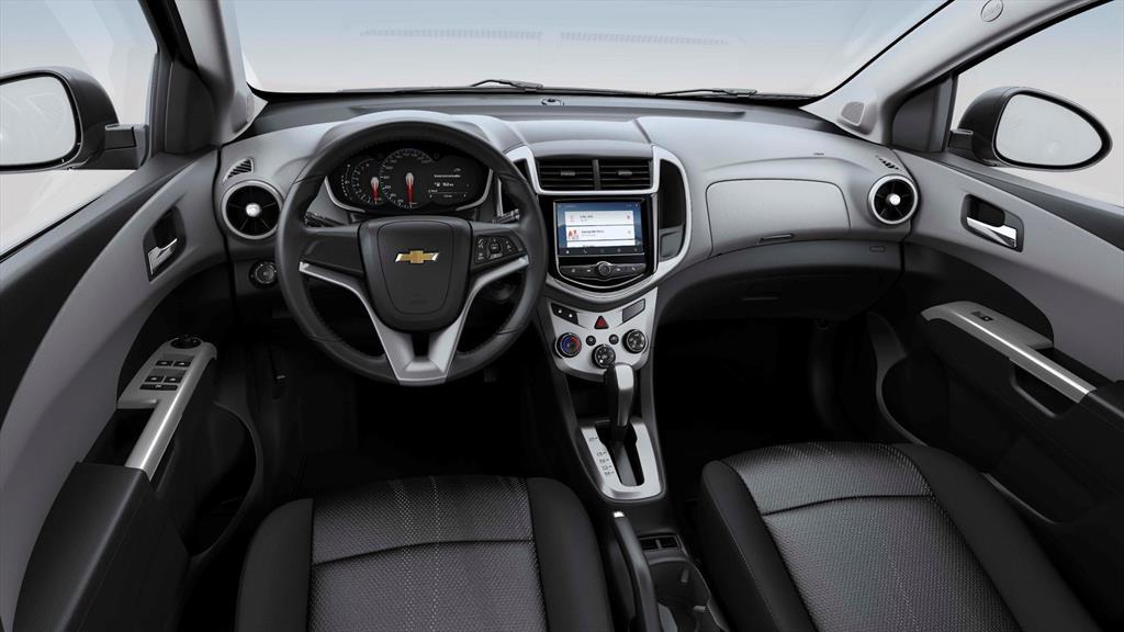 Chevrolet Sonic LT HB Aut (2017)