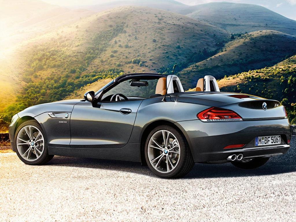 Bmw Z4 20i Roadster Executive 2015