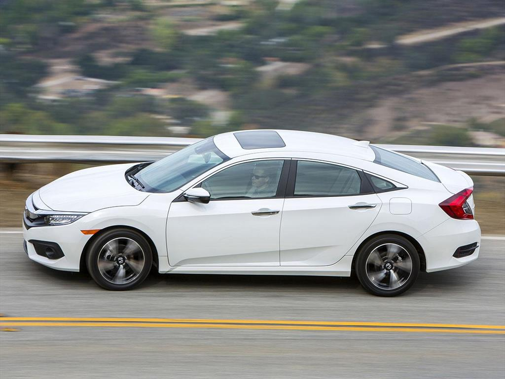 Honda Civic 1.5 EXT Aut (2017)