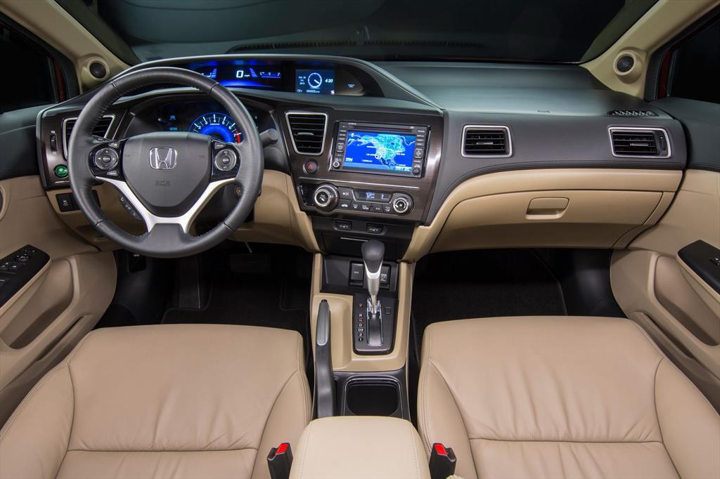 Honda Civic Exl 1 8l Aut Navi 2015