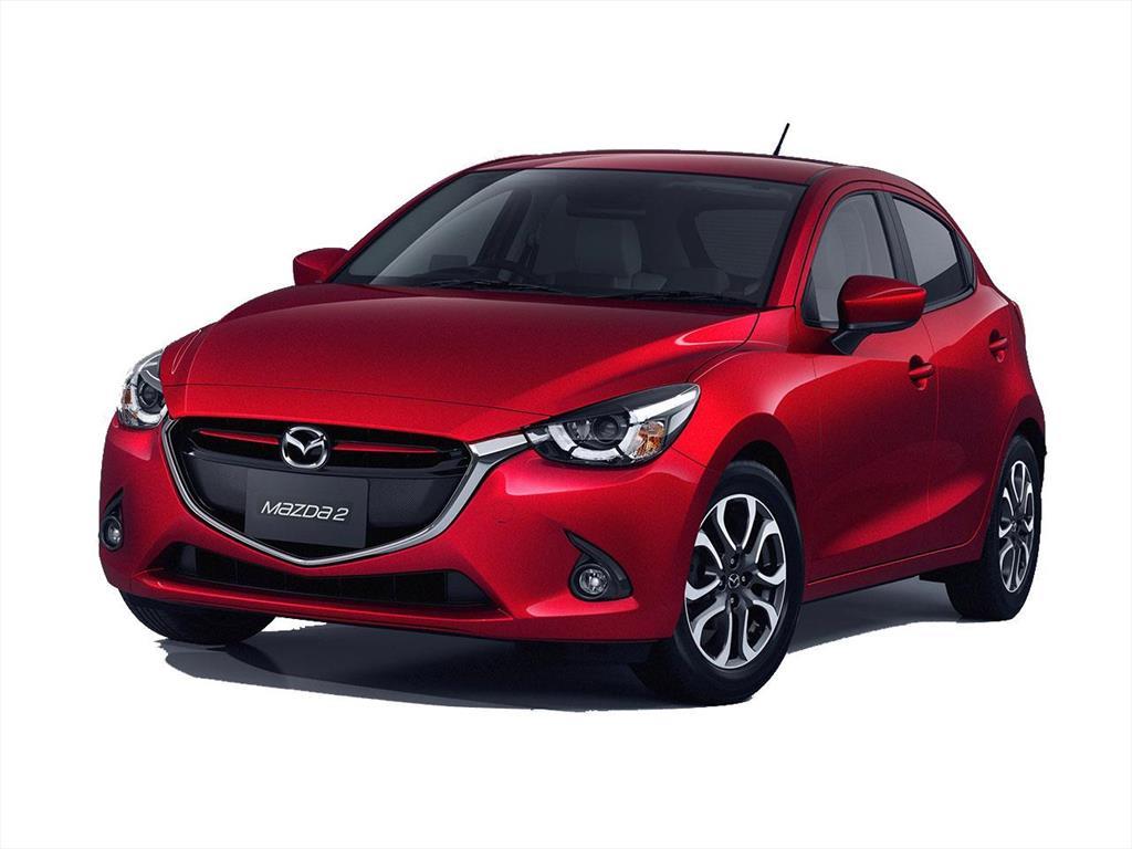 Mazda 2 nuevos, precios del catálogo y cotizaciones.