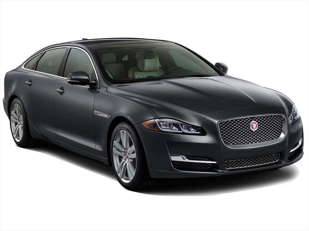 Jaguar 2018 Xj >> Jaguar XJ 5.0L Luxury Sport Plus (2018)