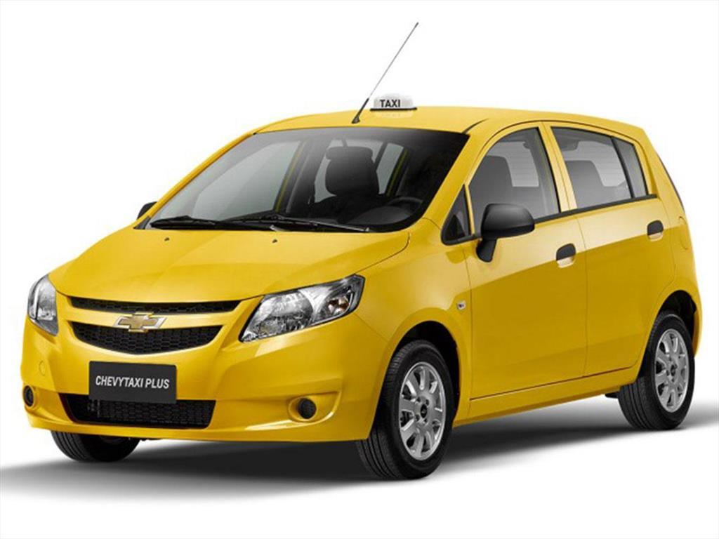 Chevrolet Chevy TAXI nuevos, precios del catálogo y