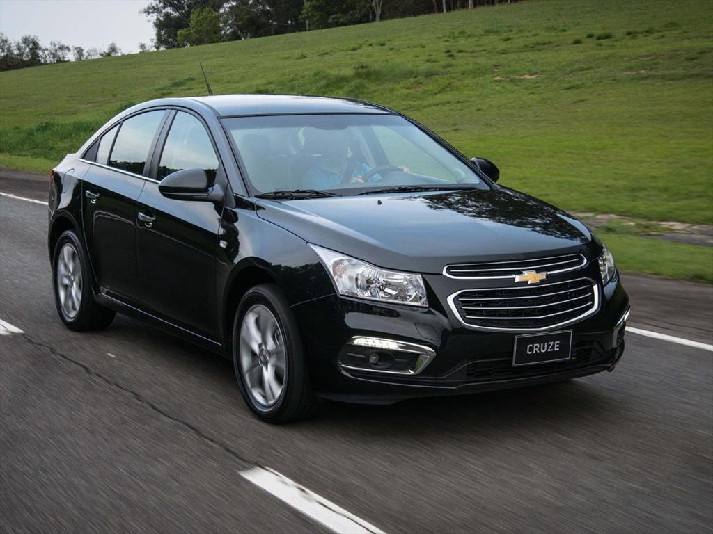 Chevrolet Cruze LTZ 2015/6 (2016)