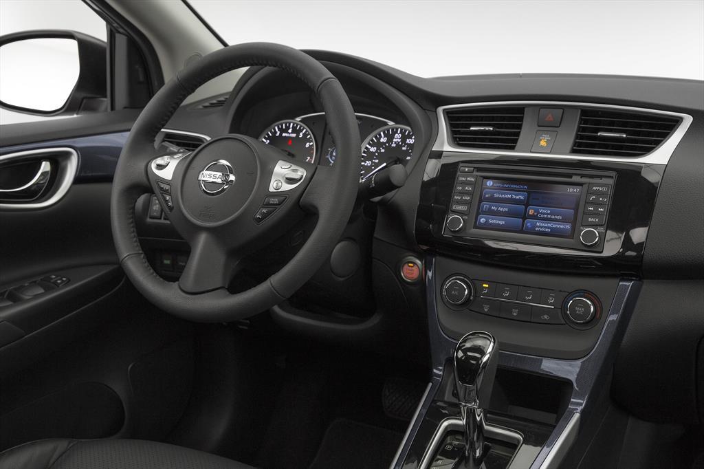 Imagenes Del Sentra 2018 >> Nissan Sentra Sense (2017)