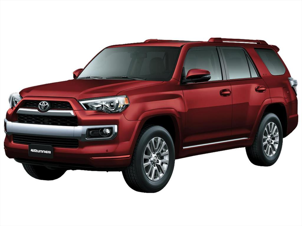 toyota 4runner nuevos precios del cat logo y cotizaciones. Black Bedroom Furniture Sets. Home Design Ideas