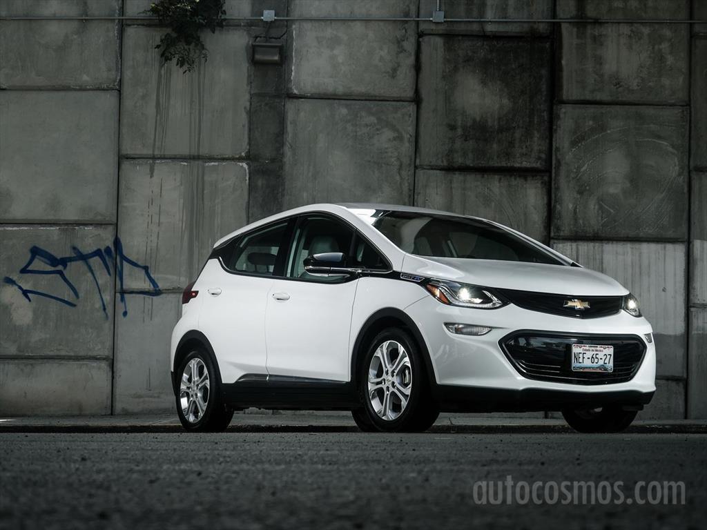Chevrolet Bolt EV nuevos, precios del catálogo y cotizaciones.