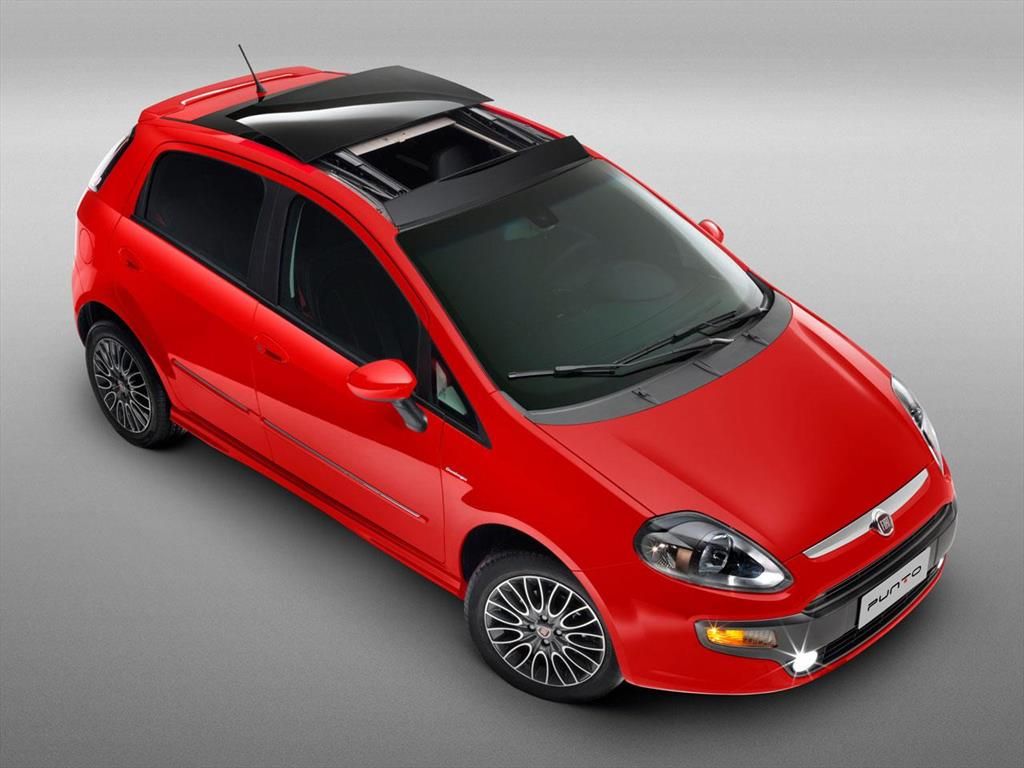 fiat punto 5p 1 6 sporting 2016. Black Bedroom Furniture Sets. Home Design Ideas