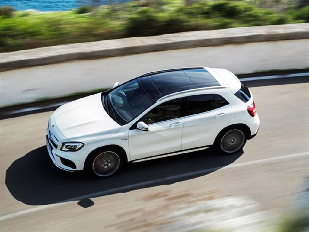 Autos nuevos mercedes benz precios clase gla for Mercedes benz precios