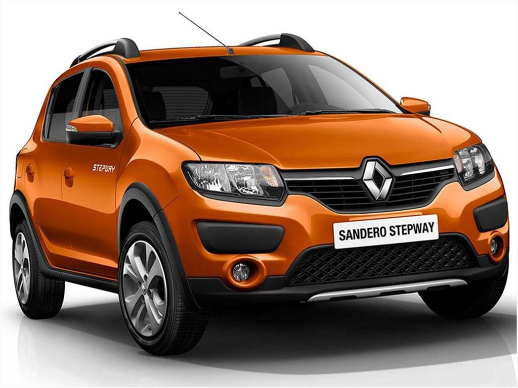 renault sandero stepway night day 2016. Black Bedroom Furniture Sets. Home Design Ideas