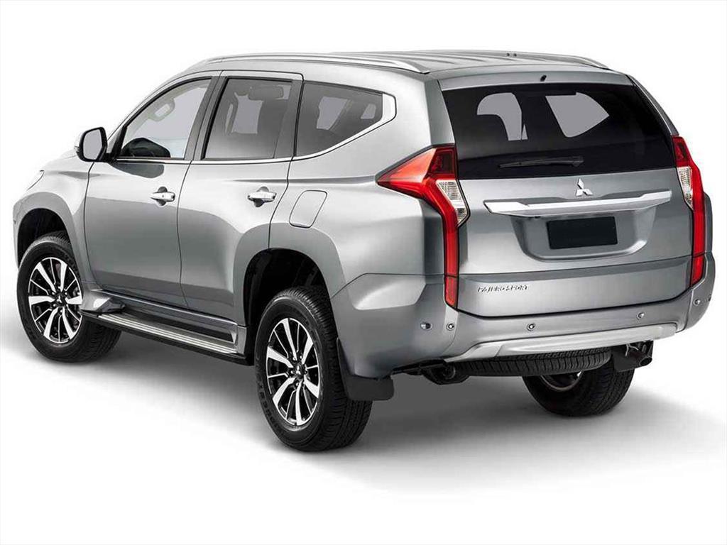 Mitsubishi Montero Sport nuevos, precios del catálogo y ...