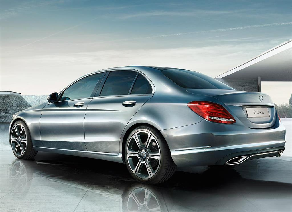 Mercedes benz clase c 200 exclusive 2015 for Mercedes benz of marion