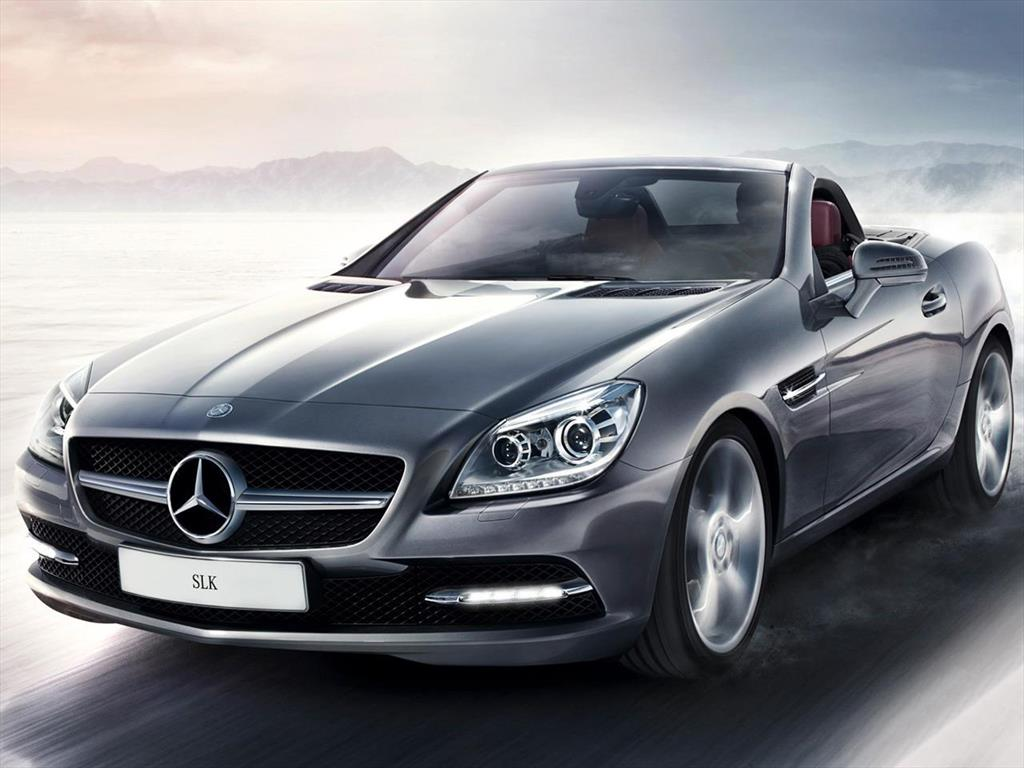 Mercedes benz clase slk 350 blue efficiency sport 2016 for Mercedes benz 2016 precio