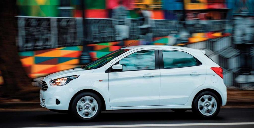 Resultado de imagen para Ford Figo Hatchback
