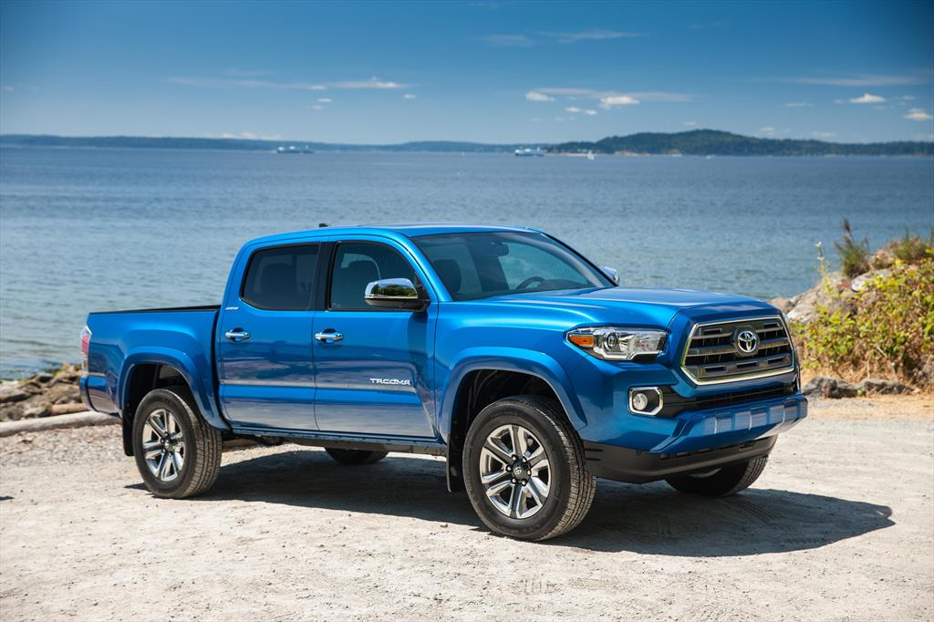 Toyota Tacoma Precio Desde 596 500