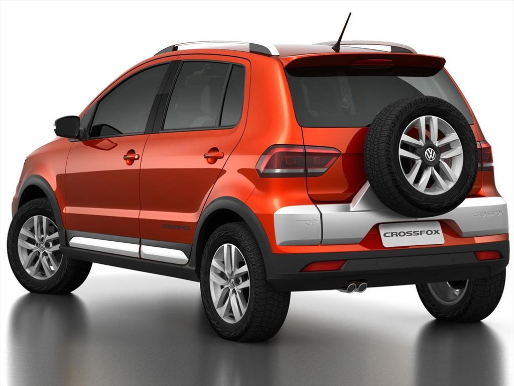 Autos - Volkswagen - Información CrossFox