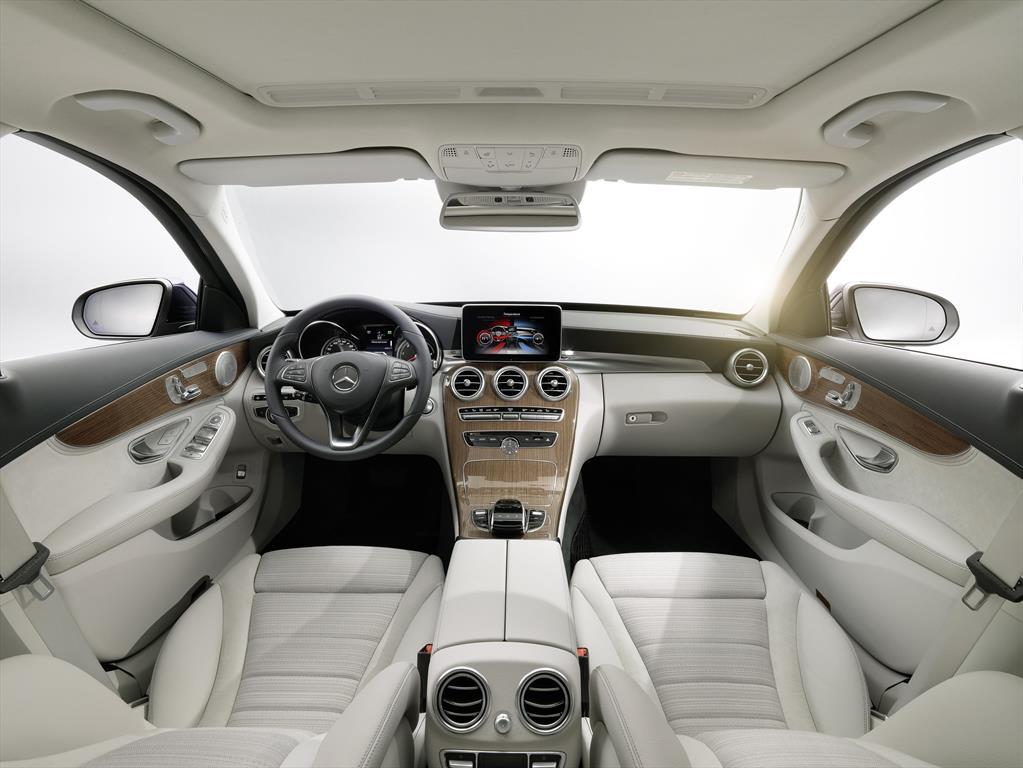 Mercedes Benz Clase C 200 Cgi Sport Aut 2015