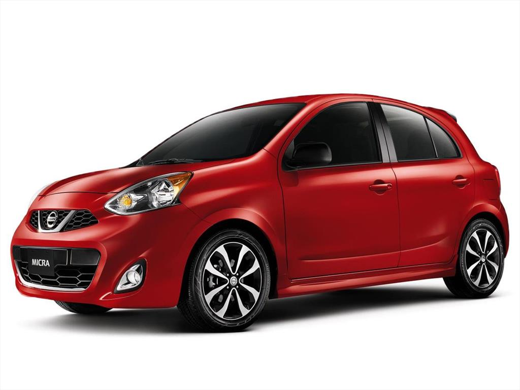 Nissan March Nuevo 0km Precios Y Cotizaciones Test Drive