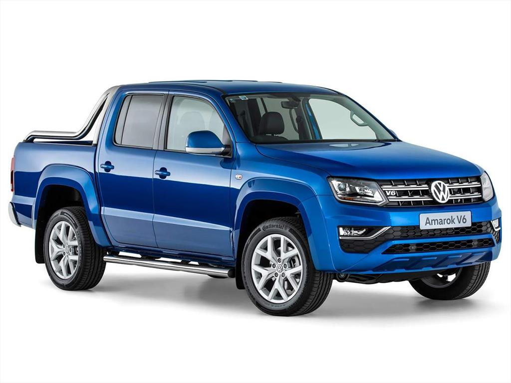 volkswagen amarok 3 0l v6 2018. Black Bedroom Furniture Sets. Home Design Ideas