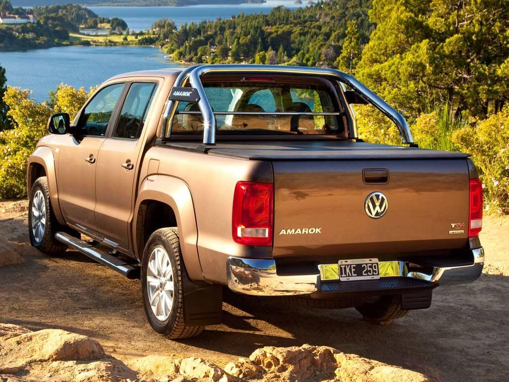 volkswagen amarok 4x4 tdi highline aut 2014. Black Bedroom Furniture Sets. Home Design Ideas