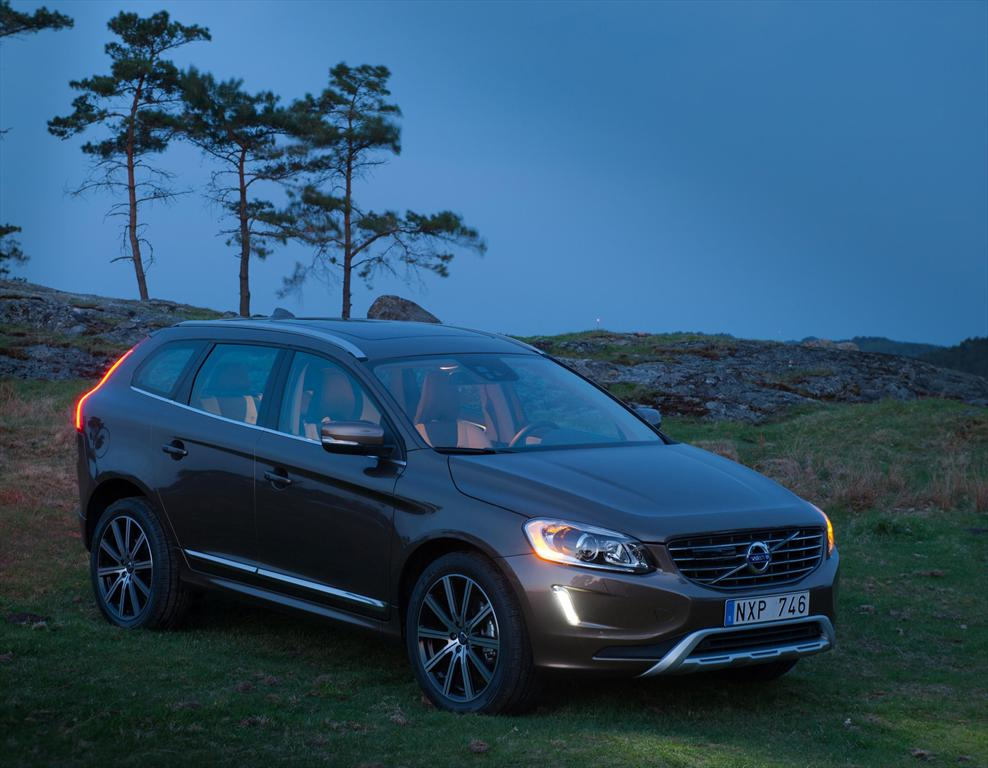 volvo xc60 t5 ocean race awd 2016. Black Bedroom Furniture Sets. Home Design Ideas